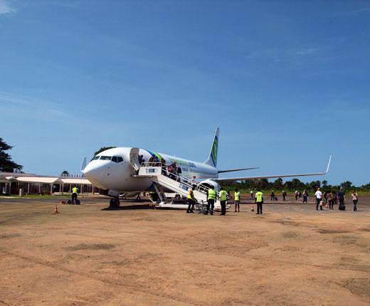 Aéroport de Cap Skirring: Le bouclage des travaux de réhabilitation révélé