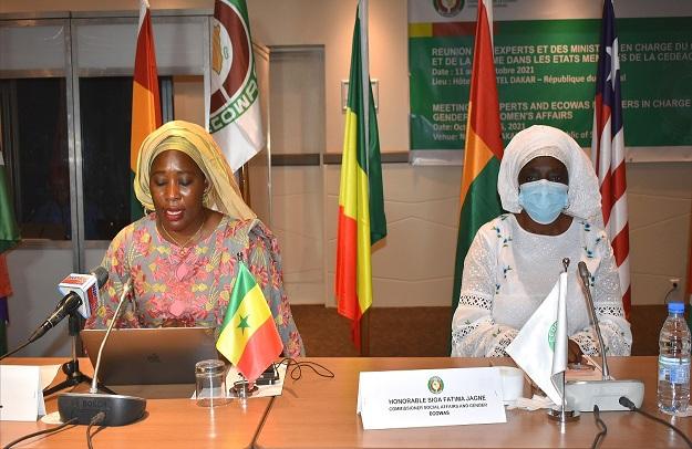 Lutte contre la violence sexuelle basée sur le genre et l'harcèlement sexuel : Ouverture à Dakar de la Réunion stratégique des Experts de la CEDEAO