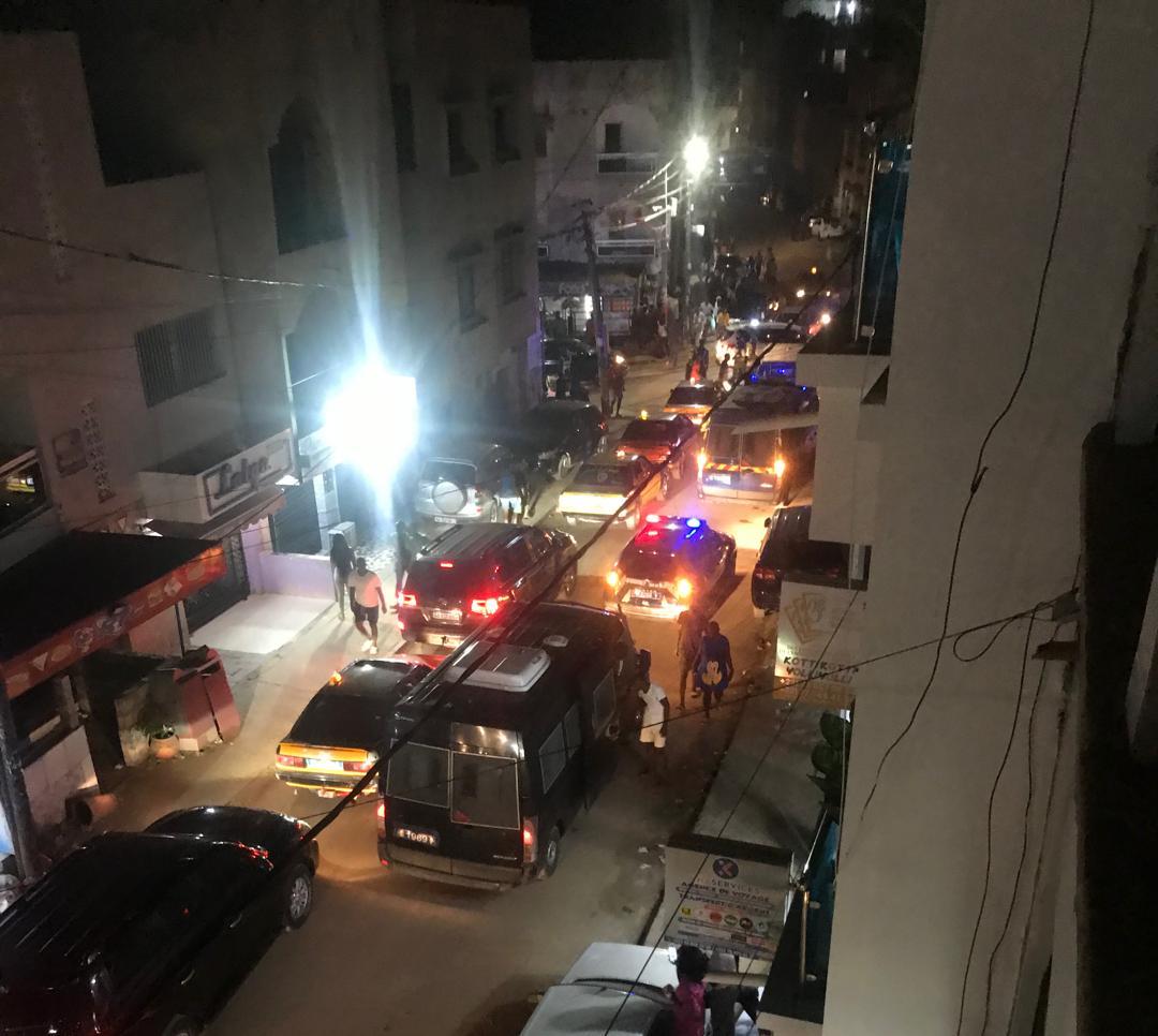 Opération de sécurisation à Dakar: La Gendarmerie interpelle 436 individus et saisit des moyens roulants...