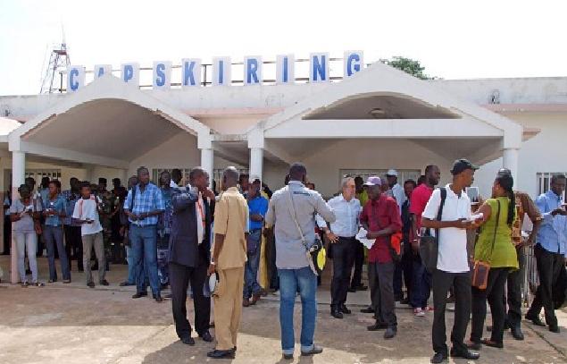 Réhabilitation de l'aéroport du Cap-Skirring: Doudou Kâ satisfait de l'état d'avancement des travaux