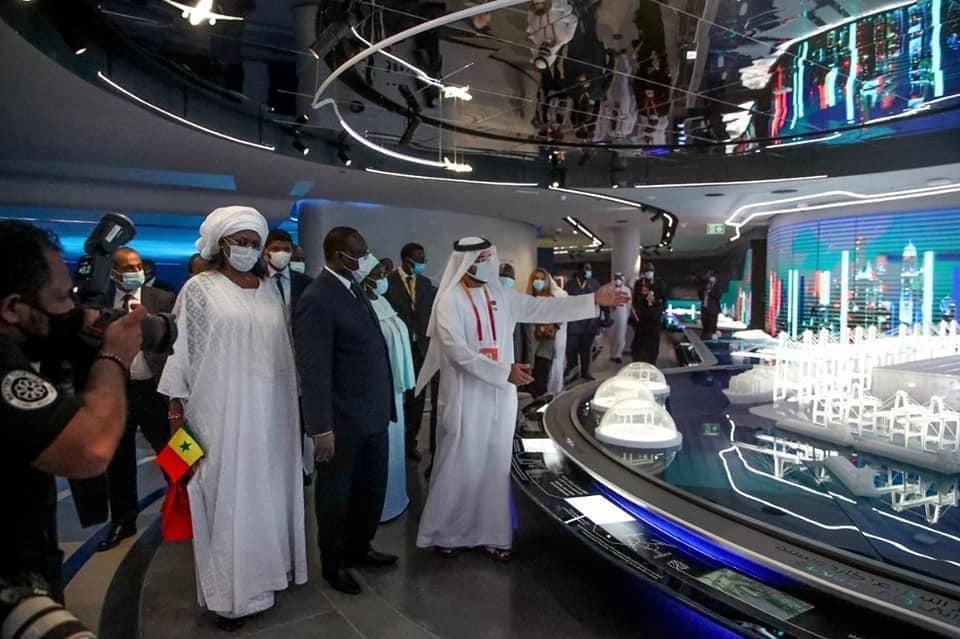 Ouverture de la Journée du Sénégal à l'Exposition universelle de Dubaï en images !