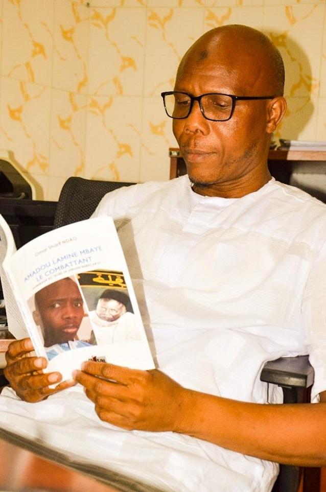 Hommage à Amadou Lamine Mbaye: La cérémonie de dédicace du 2e livre de Omar Sharif Ndao, prévue samedi prochain à la Maison de la presse