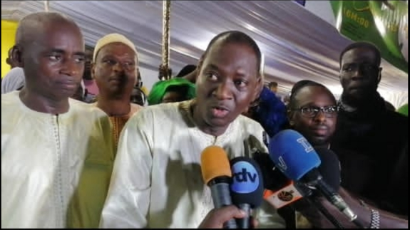 Elections locales à Ricard-Toll: Ibrahima dit Ousmane Lom, investi