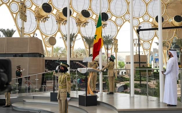 Journée nationale du Sénégal à ExpoDubaï2020: Les images de la cérémonie officielle