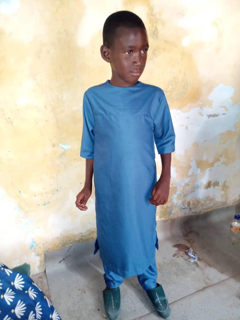 Perdu de vue: Omar Sall, six ans, a disparu depuis le 3 septembre dernier