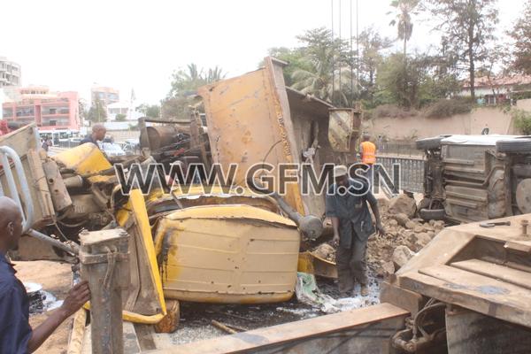 Horreur à la corniche Ouest - Mbaye Dione, 31 ans, broyé par le camion qu'il conduisait