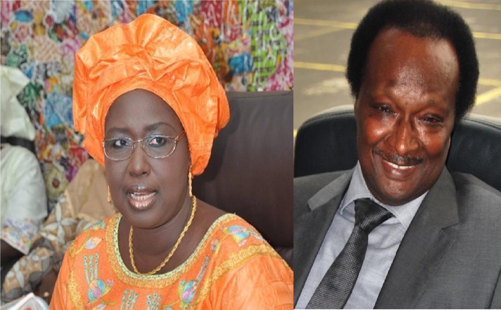 Ministère de l'Énergie : Comment Baba Diao a obtenu la tête de Maïmouna Ndoye Seck ( Documents)
