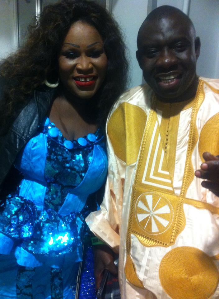 Mamadou Mbaye Garmi et Ngoné Ndiaye Guéweul