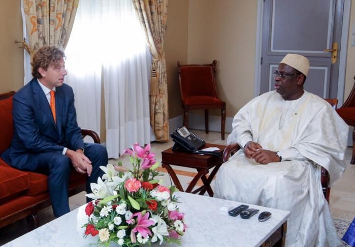 """Fin de mission pour l'ambassadeur des Pays-Bas : """"Mon cœur saigne car c'est mon dernier jour au Sénégal..."""""""