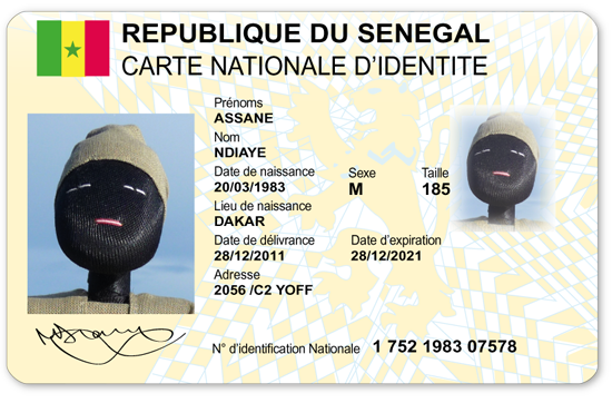 Délivrance de Cartes nationales d'identité : La Daf sevrée de talons