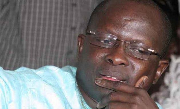 Le groupe des « Libéraux et démocrates» en péril: Modou Diagne Fada menacé à l'Assemblée nationale
