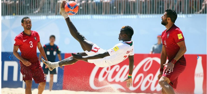 Mondial Beach soccer : Le Sénégal éliminé par le Japon