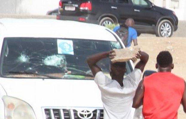 Les lutteurs Falaye 2 et El Hadj Mbaye de Pikine suspendus par le Cng