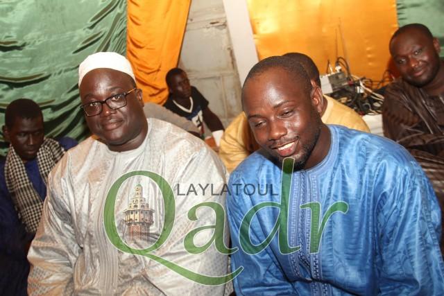 (PHOTOS) 3ème Conférence du Laylatoul Qadr 2015 chez Sokhna Maimounatou Mbacké à Touba