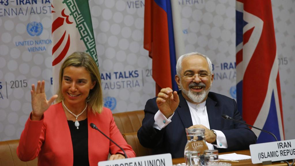 """Nucléaire iranien: un accord """"historique"""""""