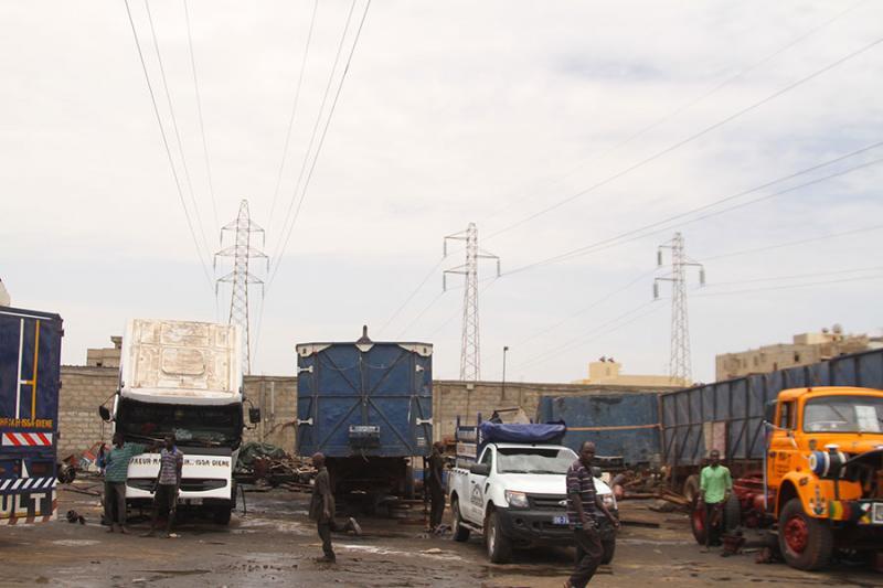 Occupation illégale des emprises Hann-Cap des Biches : La Senelec somme les populations de quitter les lieux
