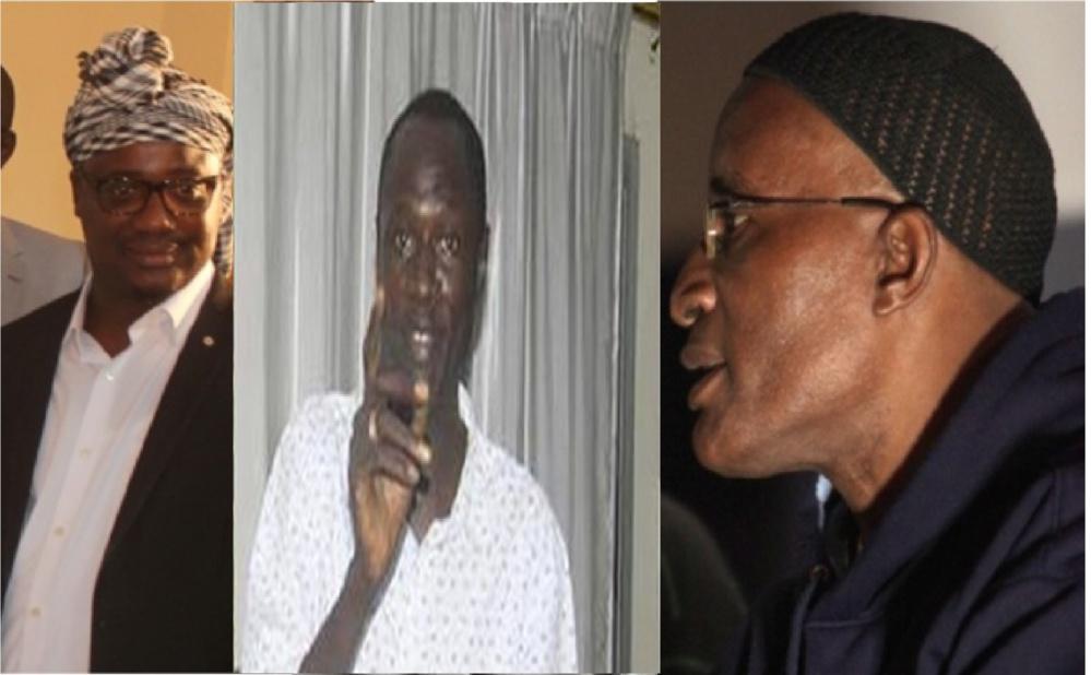 Médiations tous azimuts : Les journalistes Alioune Badara Fall, Mamadou Seck et Mouhamed Guèye pourraient bientôt recouvrer la liberté