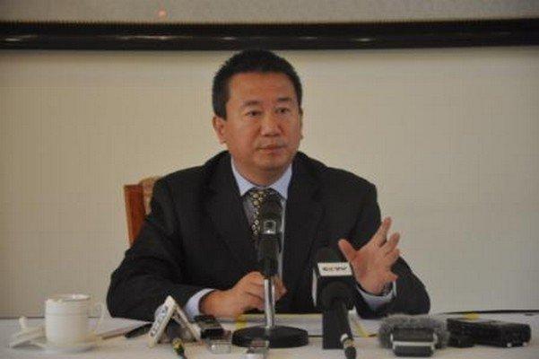 """Xia Huang, ambassadeur de Chine au Sénégal: """"L'autoroute Ila Touba avance sans aucun imprévu"""""""