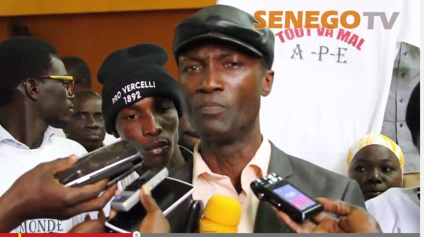 """Arrestation des journalistes de L'Obs et du Quotidien: Le Mouvement """"Tout val mal"""" dénonce une prise d'otages avec demande de rançon"""