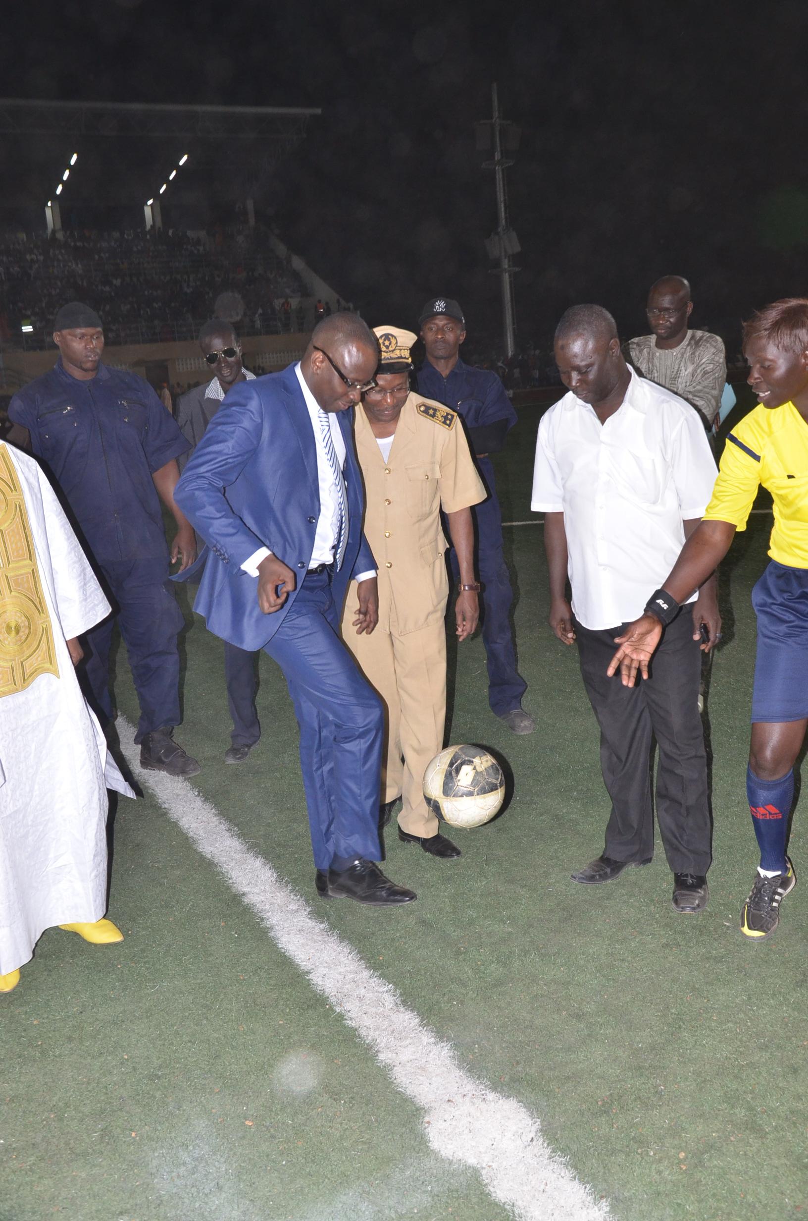 Lettre ouverte à Moustapha Diop: Monsieur le Maire, le Ndiambour vous tend les bras !