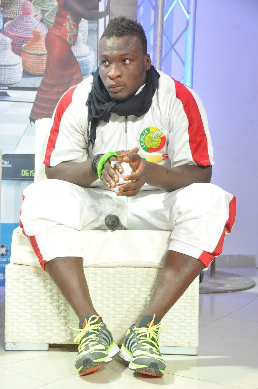 Ama Baldé est le meilleur lutteur de la saison selon Boy Kaïré