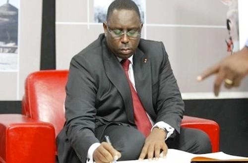 Korité: Le Chef de l'Etat gracie 469 personnes