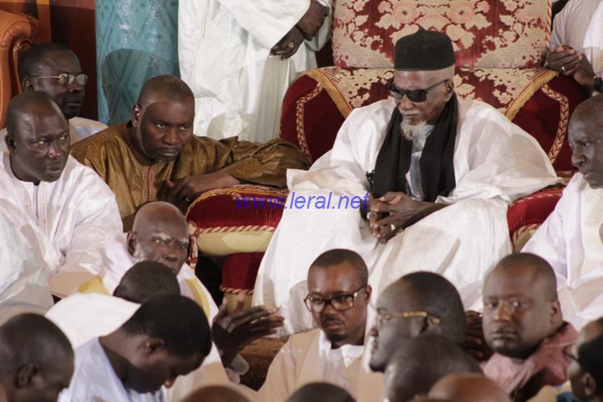"""Serigne Sidy Mokhtar Mbacké aux fidèles musulmans :  """"Il faut arrêter les querelles intestines qui ne peuvent profiter qu'aux ennemis de l'islam''"""