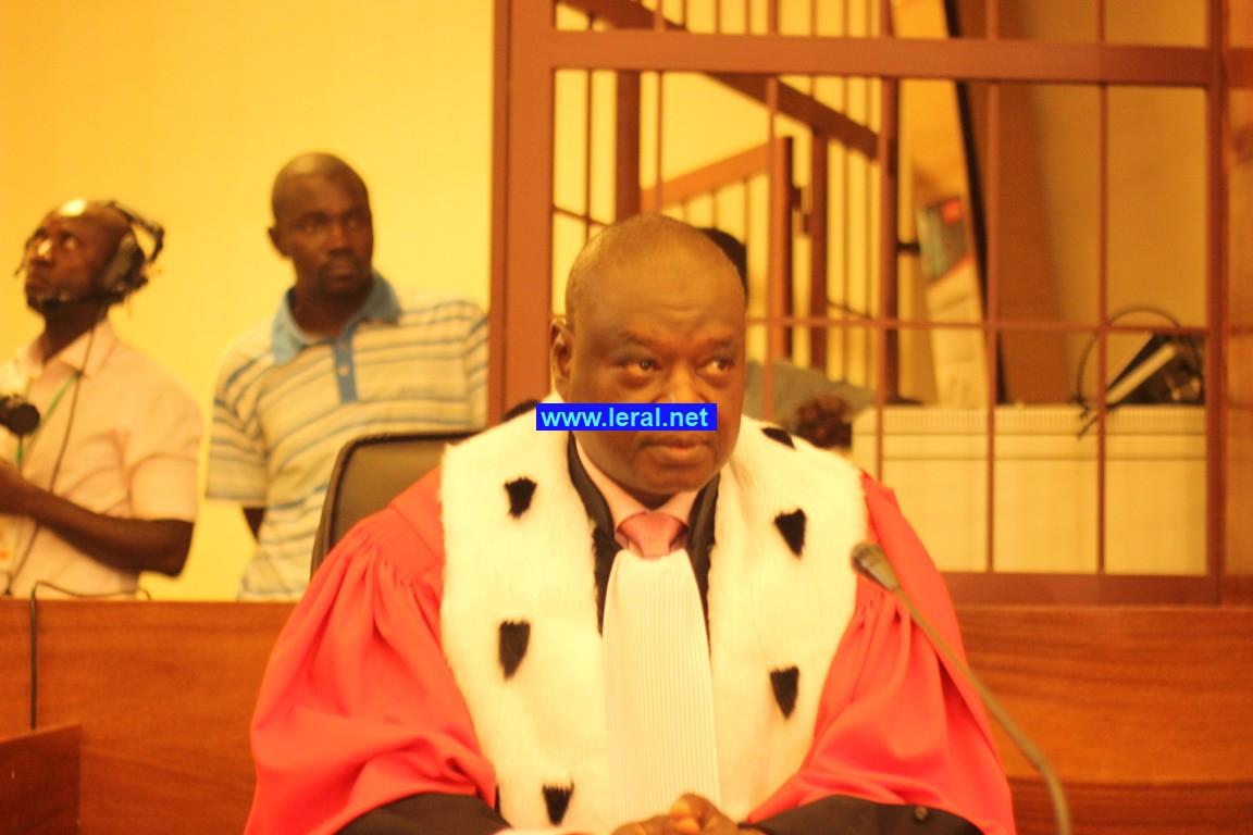 Le Procureur Mbacké Fall à Habré : «Votre silence ne peut être une stratégie de défense mais un aveu pour les crimes pour lesquels vous êtes poursuivi»