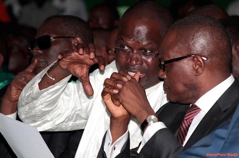Présidentielle de 2017 : L'ancien Président Diouf manœuvre pour Macky, Khalifa Sall refuse de suivre Tanor Dieng