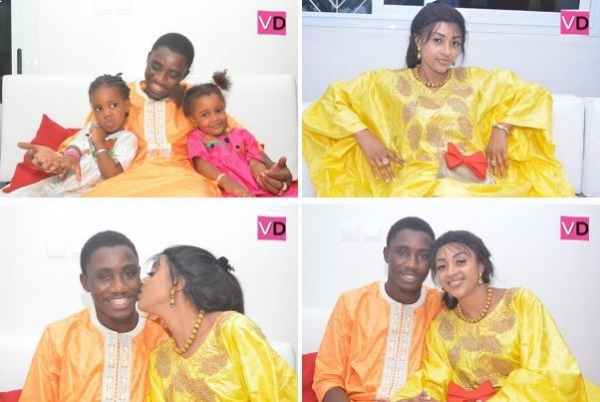 (Photos) Waly Seck et sa famille en mode Korité
