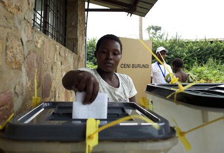 Présidentielle au Burundi : déjà deux morts dans des violences !
