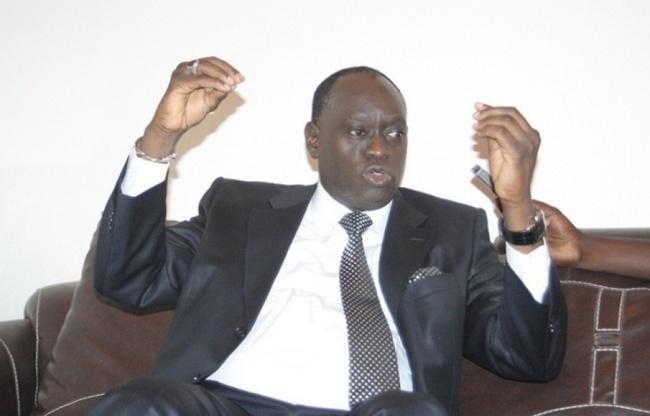 """Me El Hadji Diouf : """"Habré a fait le fou. Les gens veulent me liquider"""""""