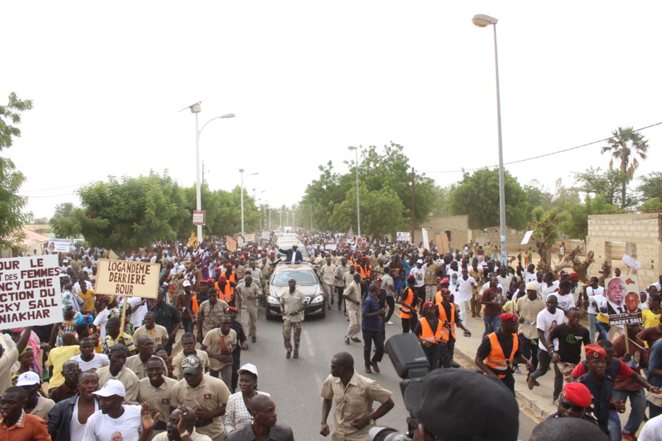 Accueil de Macky Sall à Fatick : Le Model revendique la forte mobilisation