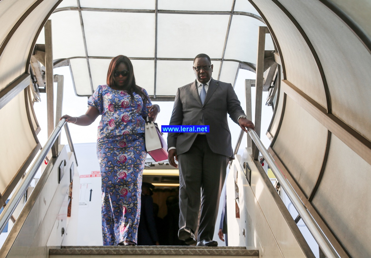 Expo Milan  2015:  Macky Sall et son épouse en Italie pour vendre la destination Sénégal