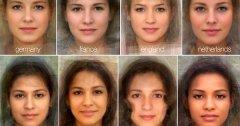 Etes-vous dans la moyenne ? Découvrez si votre visage correspond à votre pays...