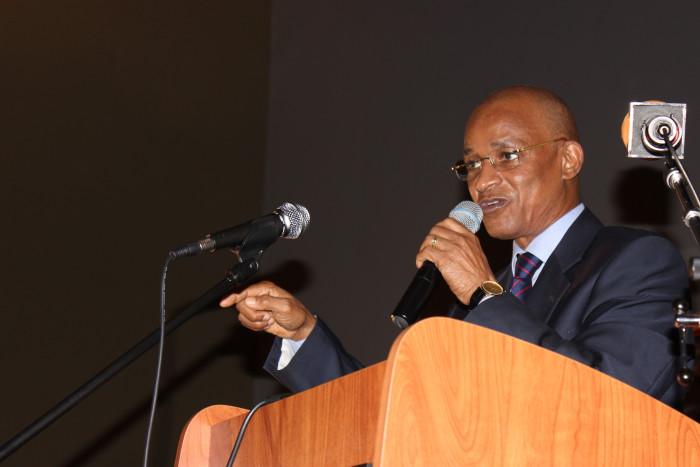 Présidentielle en Guinée: Cellou Dalein Diallo investi