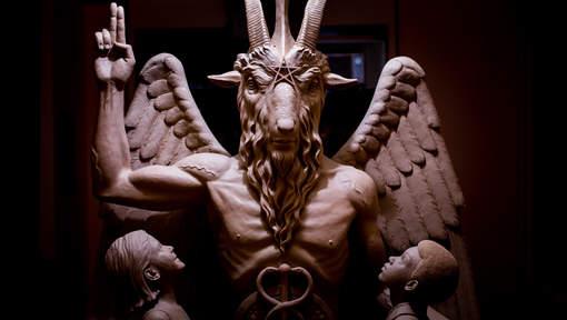 Une sculpture satanique dévoilée à Détroit