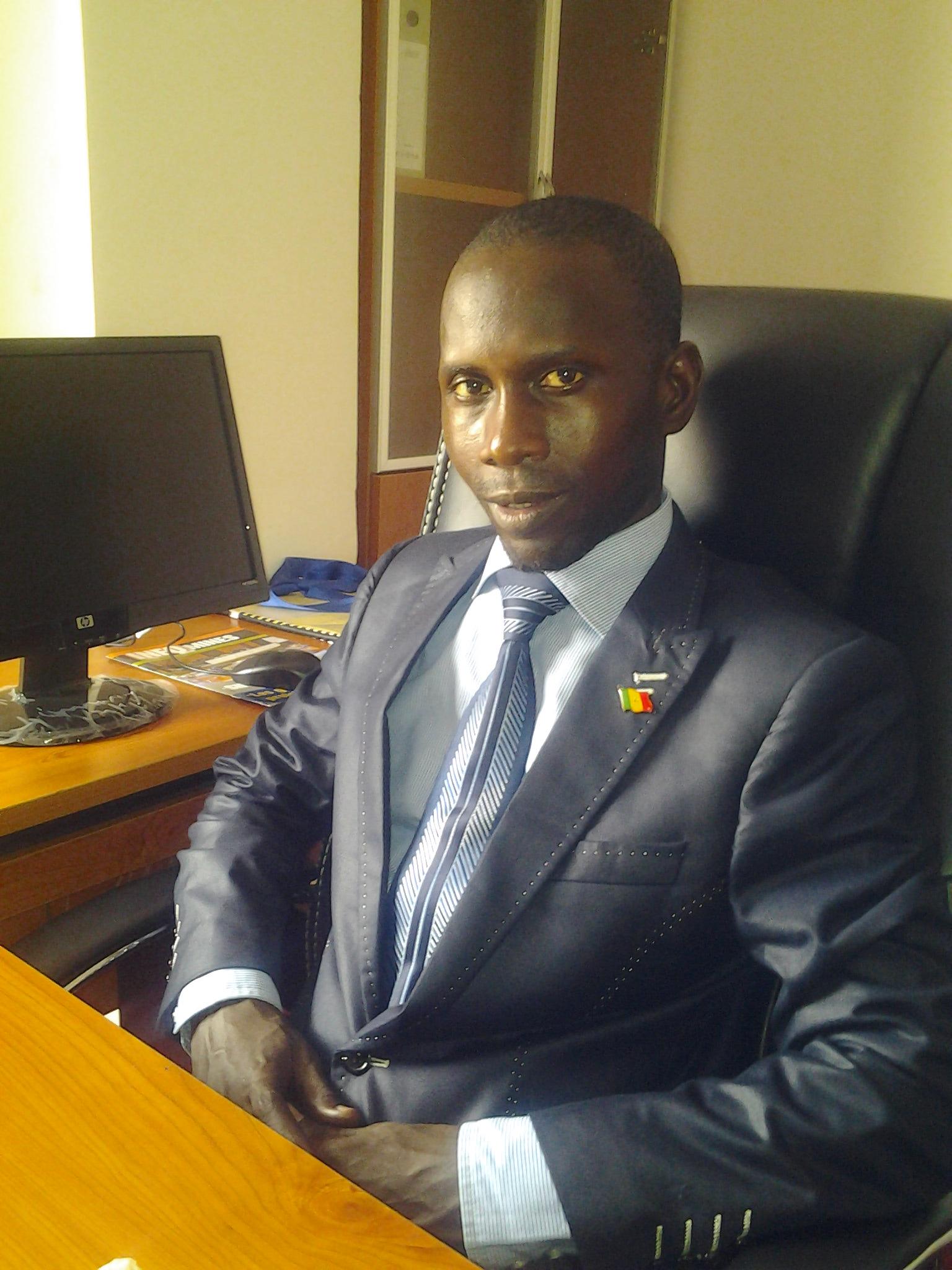Mamadou Yaya Bâ, Coordonnateur de la COJER de Guédiawaye