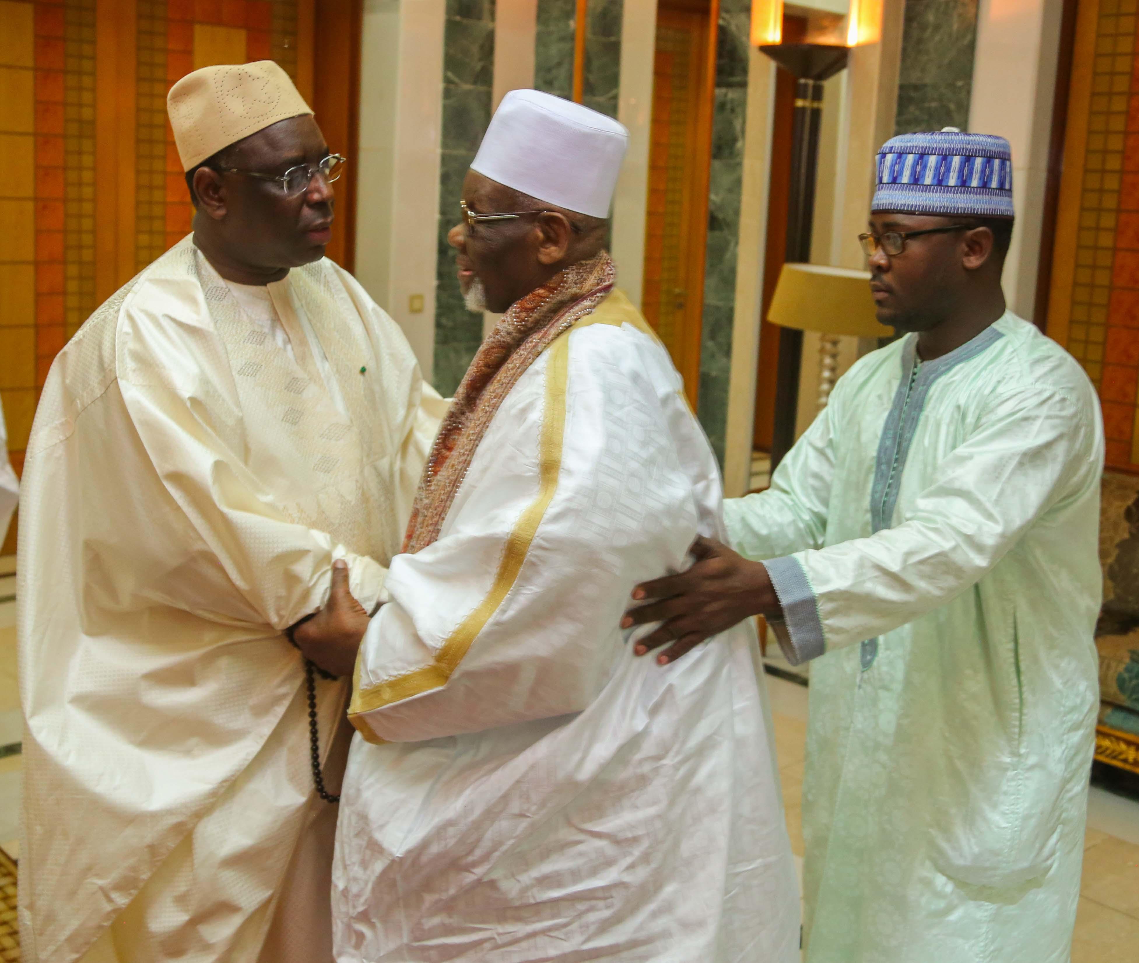 Ouverture de la conférence internationale Islam et Paix : Le Sénégal fier d'accueillir la rencontre, selon le Président Sall