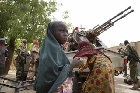 Nigeria : 30 otages libérés des mains de Boko Haram