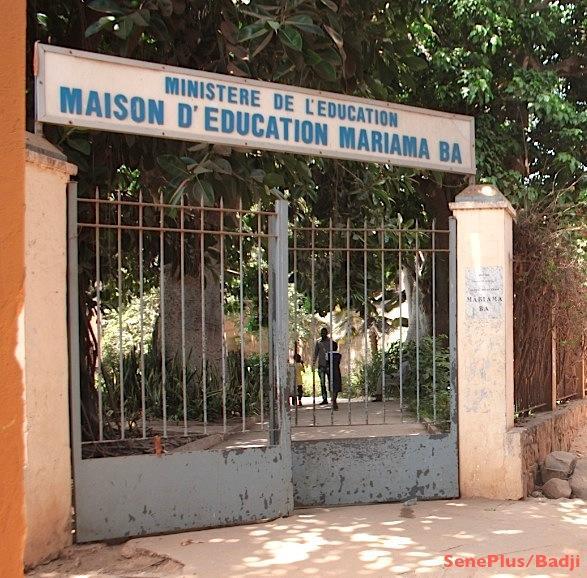 Exceptionnel ! La maison d'éducation Mariama Bâ fait 100% au Bac 2015