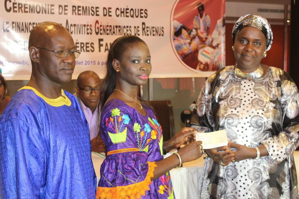 Appui aux conseillères familiales : Une enveloppe de 7 millions pour les 14 régions du Sénégal
