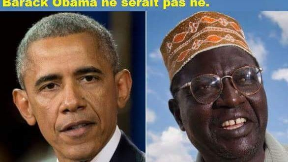 Le clash de Malik Obama à son frère Barack Obama : « Si notre père était homosexuel, Barack Obama ne serait pas né »