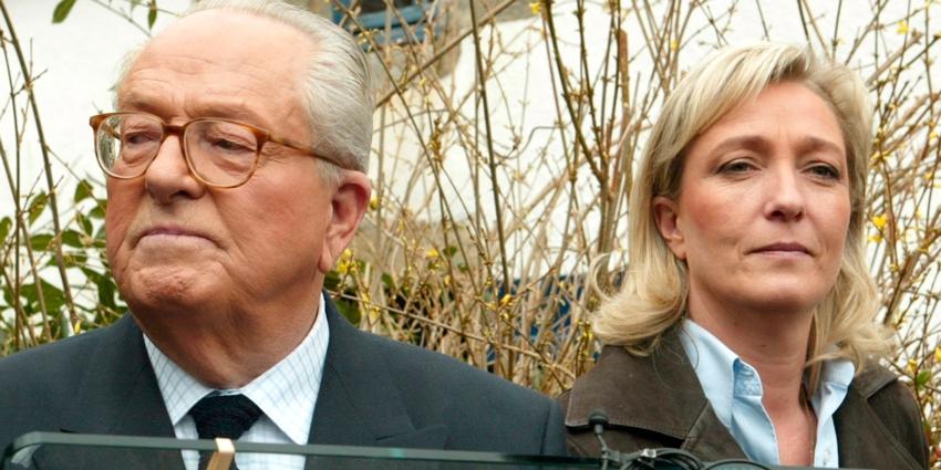 La guerre de tranchées continue entre les Le Pen