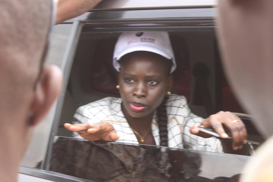 Quand Oumar Sarr et Aïda Mbodj méprisent Thérèse Faye…Par Fabouly Gaye
