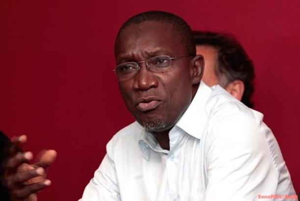 Me El Hadji Amadou Sall : « L'arrestation de El Hadji Diaw, c'est du terrorisme, un acte de banditisme »