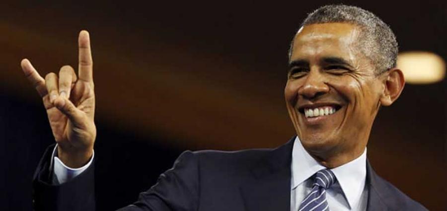 """""""Nous n'avons pas d'autre planète"""" : Obama s'attaque aux centrales à charbon"""