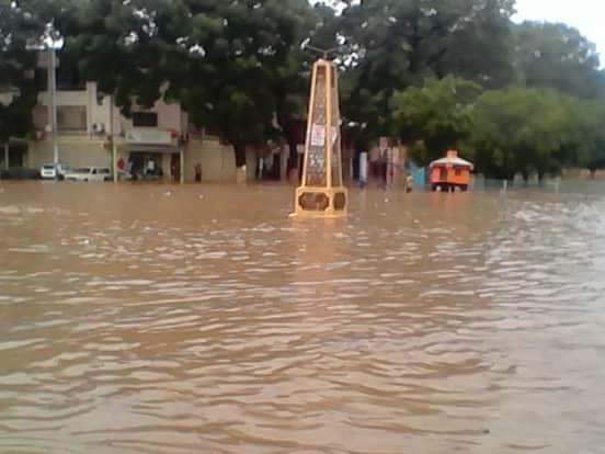 Inondation 2015 à Thiès : Les Thiessois méprisent  les maires  et demandent de l'aide au Président Macky Sall