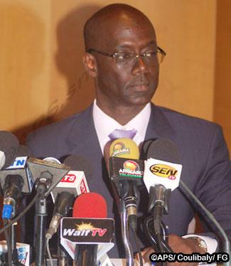 """Thierno Alassane Sall prévient les libéraux : """"La justice fera son travail, personne n'a autorité pour l'en empêcher"""""""