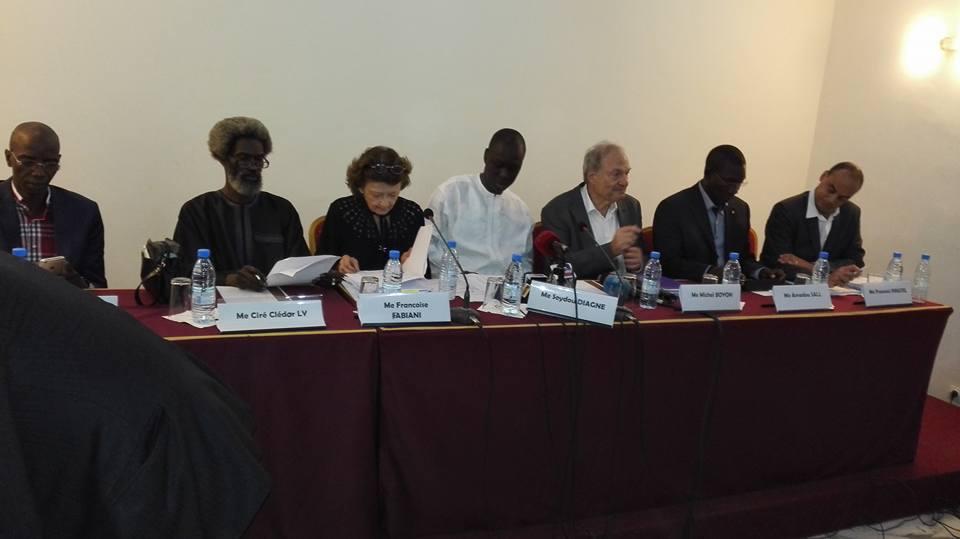 Affaire Karim Wade:  Voici la Requête aux fins de récusation du magistrat Amadou Bal